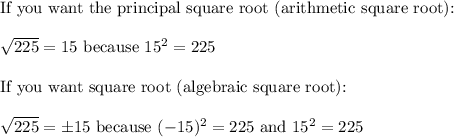 Is The Square Root Of 25 A Rational Number Explain How You Know If a square root is not a perfect square, then it is considered an irrational number. answers to questions for students estudyassistant com
