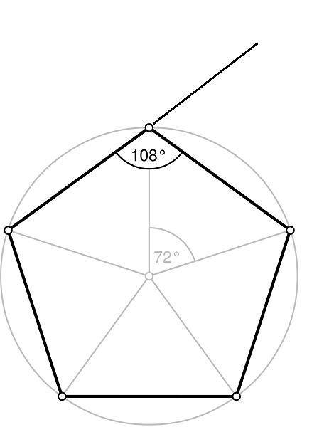 The Size Of Each Exterior Angle In A Regular Polygon Is 20