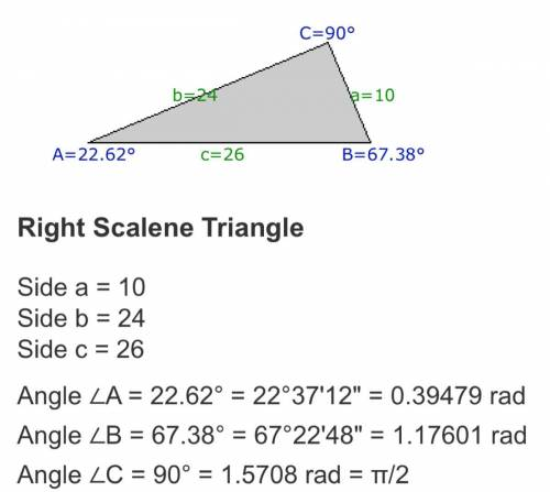Which set of numbers can represent the side lengths, in centimeters, of a right triangle?  8 12, 15
